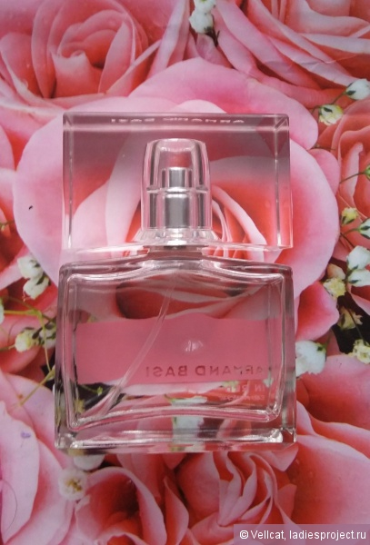 Туалетная вода In red Eau fraiche от Armand Basi фото 6