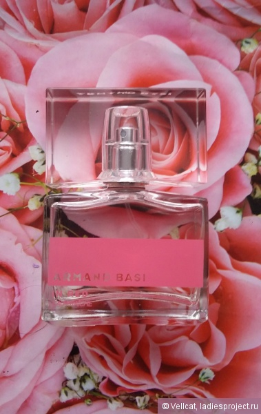 Туалетная вода In red Eau fraiche от Armand Basi фото 5