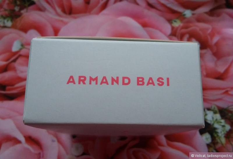 Туалетная вода In red Eau fraiche от Armand Basi фото 3