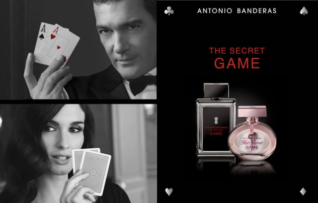 Два новых аромата от Antonio Banderas: The Secret Game и Her Secret Game фото 1