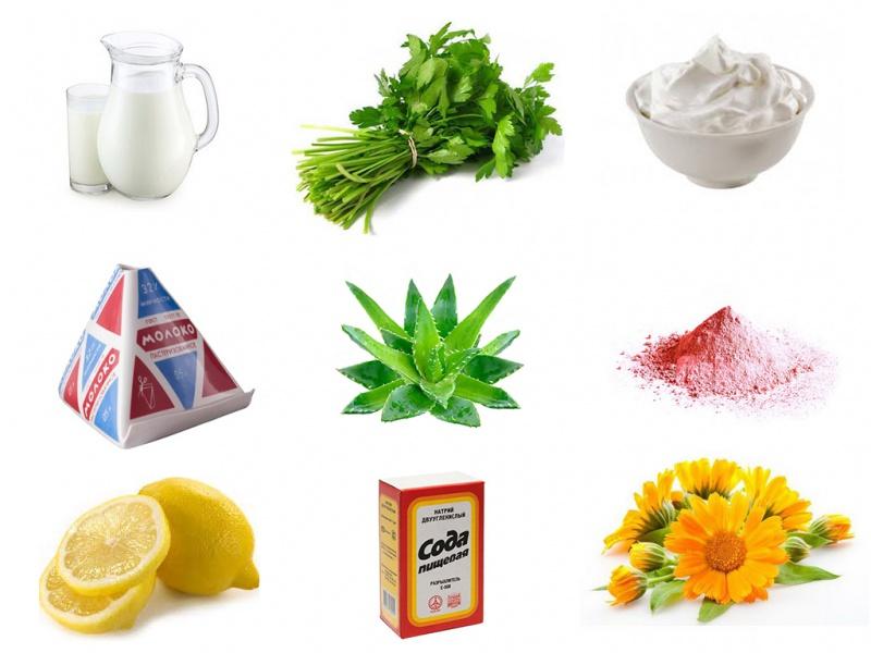 Народные рецепты
