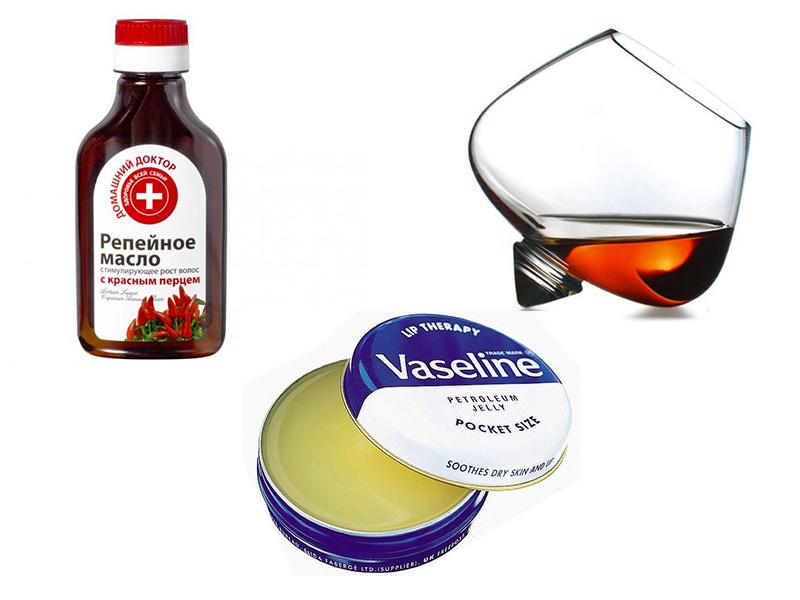 Для бровей и ресниц в аптеке
