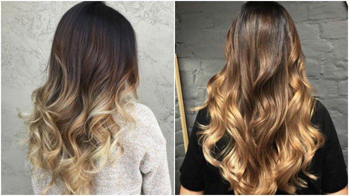 Карамельный цвет волос – вся палитра оттенков карамельного ...