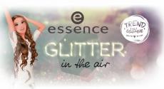 Праздничная коллекция макияжа Essence Glitter In The Air Collection Holiday 2016-2017