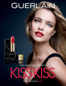 Осенняя коллекция макияжа Kiss Kiss Fall 2014 Collection от Guerlain