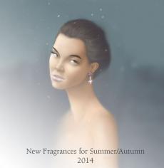 Новинки женской парфюмерии сезона лето-осень 2014