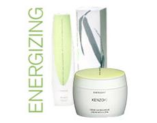 Серия Energizing - Лист бамбука от Kenzoki