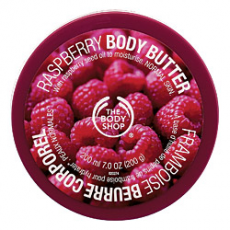 Масло для тела Raspberry Body Butter от The Body Shop (1)