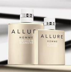 Мужская туалетная вода  Allure Homme Edition Blanche от Chanel