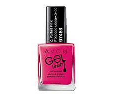 Лак для ногтей Gel Finish (оттенок Parfait Pink) от Avon