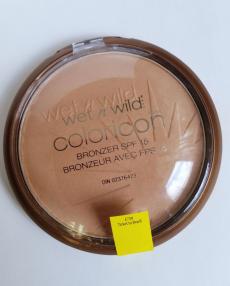Бронзер Icon Collection Bronzer SPF 15 (оттенок E739 Ticket to Brasil) от Wet n Wild