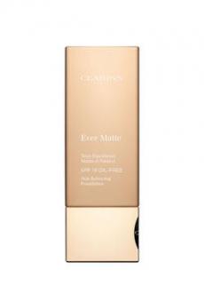 Нормализующий тональный крем с устойчивым матирующим эффектом Ever Matte spf 15 Oil-Free (оттенок № 105 nude) от Clarins
