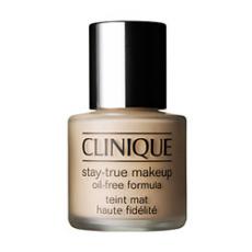 Тональный крем для жирной кожи Stay-True Makeup Oil-Free Formula от Clinique