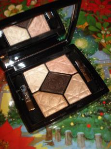 Тени для век 5-Couleurs Eyeshadow #529 Endless Shine от Dior