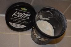 Укрепляющая маска для волос Roots Hair Treatment от Lush