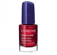 Лак для ногтей Gloss & Care (оттенок № 5 Twilight) от Lumene