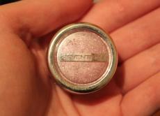 "Рассыпчатые тени для век ""Sparkling  Highlights"" (оттенок №1 pink) от Seventeen"