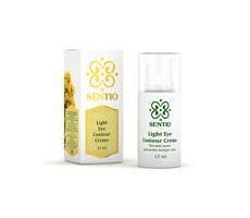 Легкий крем для кожи вокруг глаз от Sentio