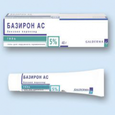 Базирон АС крем от Galderma