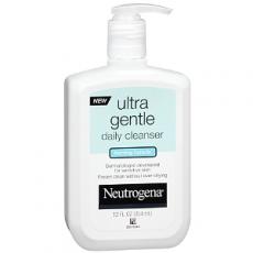 Гель для умывания Ultra Gentle Daily Cleanser от Neutrogena