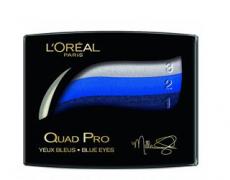 Тени для век Quad Pro от L'OREAL