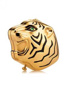 Пудра в винтажной упаковке Tiger от Estee Lauder