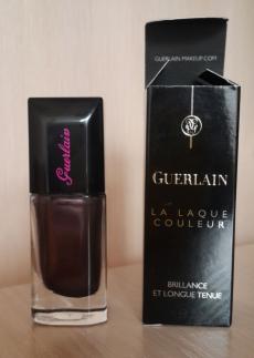 Лак для ногтей Colour Lacquer Long-Lasting Colour&Shine (оттенок № 861 Sulfurous) от Guerlain
