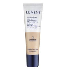 Ухаживающий тональный крем Ultra Smooth от Lumene