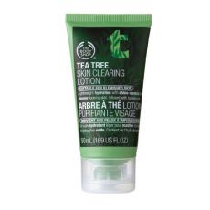 """Лосьон для лица """"Чайное дерево"""" от The Body Shop"""