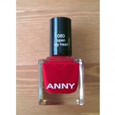 Лак для ногтей (оттенок № 080 Open my heart) от ANNY