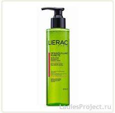 Очищающий гель для лица и контура глаз от Lierac (1)