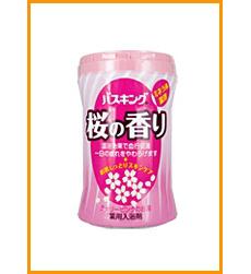Японская соль для ванн  Bath King Sakura от Hakugen