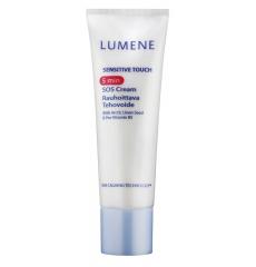 Восстанавливающий крем моментального действия Sensitive Touch от Lumene