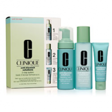 3-Cтупенчатая система для ухода за проблемной кожей Anti-Blemish 3-Step System от Clinique