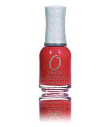 Лак для ногтей (оттенок № 40711 Poison apple) от Orly