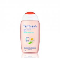 Средство для интимной гигиены с ромашкой и алоэ от FemFresh