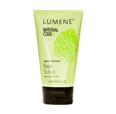 Скраб для лица Natural Code Skin Purifier Face Scrub от Lumene