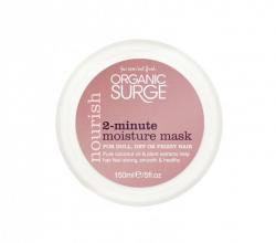 Двухминутная увлажняющая маска для волос от Organic Surge