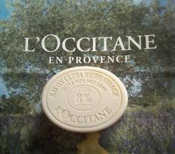 Мыло для лица ультра-питание Savon Ultra Riche Visage от L'Occitane