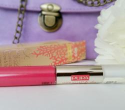 Устойчивый двойной блеск (стэйн) для губ Coral Island Made To Last Lips Duo (оттенок № 002 Pink Sunrise) от Pupa Milano