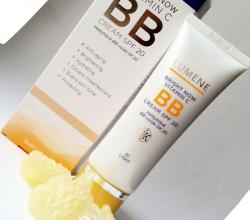 Придающий сияние и выравнивающий тон кожи BB крем Bright Now Vitamin C SPF 20 от Lumene