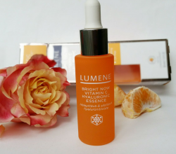 Гиалуроновая эссенция BRIGHT NOW VITAMIN C от Lumene