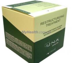 Комплекс для восстановления ослабленных и поврежденных волос Restructurizing treatment от Rolland UNA
