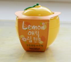 Лимонный тинт для губ Magic Lip Tint от Baviphat