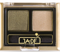 Тени для век Eyeshadow Silky Shades Duo (оттенок № 28 Spices) от Ga-De