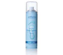 Освежающий дезодорант-спрей для ног Reviving Foot Spray от Oriflame