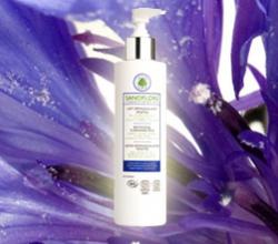 Цветочная вода для удаления макияжа с глаз от Sanoflore