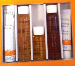 Набор миниатюр для проблемной кожи от Dr.Hauschka