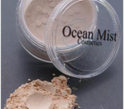 Рассыпчатая пудра Mineral Foundation (оттенок Porcelain) от Ocean Mist