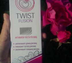 Активатор роста ресниц Twist Fusion от Twist Cosmetics (2)